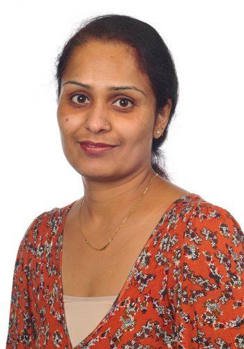 Ms Mandan - Year 1 Teaching assistant copy
