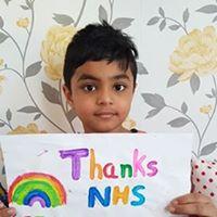 pupil NHS message April 20 7