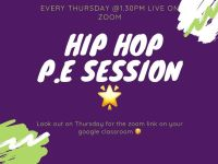 HIP HOP PE Sessions image resized