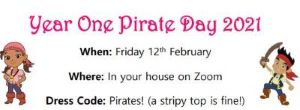 Pirate Day Feb 2021 image 3